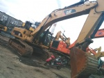 CAT excavator  Used excavator digger for sale 345D 345DL