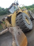 988F used Caterpillar wheel loader for sale front end loader