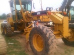 USA 140H Motor grader used Caterpillar grader for sale