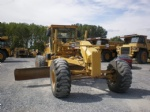 chaper 14H shanghai china Motor grader used Caterpillar grader for sale