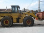 1998 966F-II Wheel loader Catepillar for sale