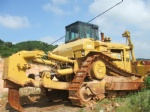 D10N used komatsu bulldozer  crawler dozer for sale