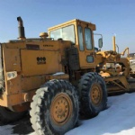 GD650R-3 Used genuine KOMATSU  MOTOR GRADER for sale