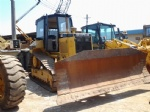 used  Caterpillar bulldozer D5M dozer for sale PAD ripper