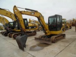 306E CATREPILLAR digger mini  excavator for sale
