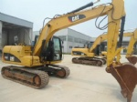 2011 312D second hand CATREPILLAR digger mini  excavator for sale shanghai