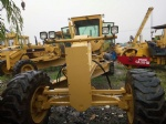 second hand shanghai machine Used motor grader 140h caterpillar grader for sale
