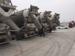 howo used concrete mixer  truck mixer for sale