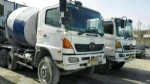 Second hand Hino used concrete mixer 500 Hino truck mixer for sale