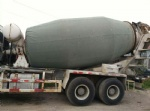 Second hand zoomlion truck mixer   used concrete truck