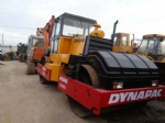 CC421 Used road roller DYNAPAC CC422 VIBRATORY SMOOTH DRUM ROLLER