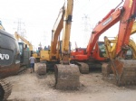 PC200-8 komatsu used excavator original japan digger