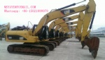 used excavator 320D CAT  excavator for sale