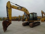 315D used excavator  caterpillar  excavator for sale