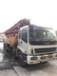 37m Putzmeister used concrete pump for sale