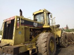 980F Caterpillar wheel loader front end loader