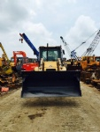 JCB 3CX backhoe used front end of load
