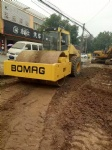 25t BW225D-3 BOMAG compactor germany road roller