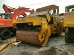 BW202D Used compactor bomag germany road roller