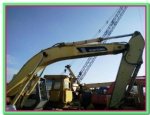 S280F2 sumitomo excavator machine used construction machinery