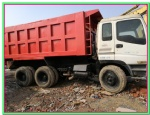 isuzu dump truck for sale original japan tipper truck 25--35t