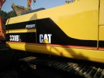 high quality 330BL used caterpillar excavator 330b for sale