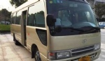 29 seats TOYOTA coaster bus for sale