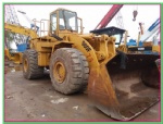 Caterpillar used wheel loader 980f second hand front end loader 980G constrction loader