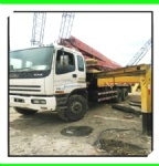 37m 36m germany Putzmeister used concrete pump for sale
