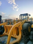 Used hyundricu forklift wheel loaders WA470 Komatsu front end of loader
