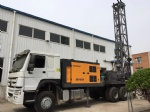 SRJKC600 600m TRUCK MOUNTED WATER WELL DRILLING RIG