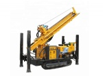 FY800A/FY800 400m 600m 800m STEEL TRACK CRAWLER WATER WELL DRILLING  machine portable water well drilling rigs deep water well borehole