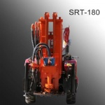 100m 120m 150m 200m wheel tracto WATER WELL DRILLING RIG  shallow  water well drilling equipment water well rig  well digging