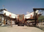 (200TPH-250TPH) Hard Rock  washing plant portable crushing plant stone production portable