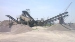 100-120TPH Mobile Crushing Plant vibrating feeder chevron belts primary crushing portable crushing plant jaw crusher