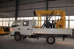 mini truck water well drilling rig for sale